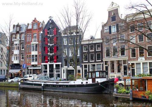 ККрасавец Амстердам